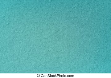 Green gypsum wall texture, abstract background