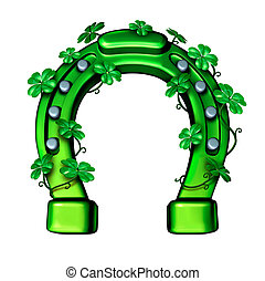 Green Horseshoe
