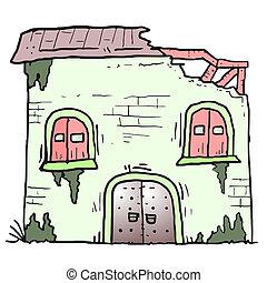 Green house art - Creative design of green house art