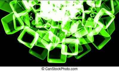 green ice block,crystal jewelry