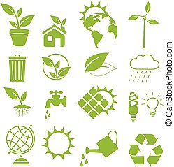 Green icons 2