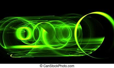 green impulse seamless looping bg - green impulse seamless...