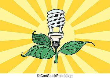green lamp environment and alternative energy