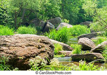 Green Landscape.