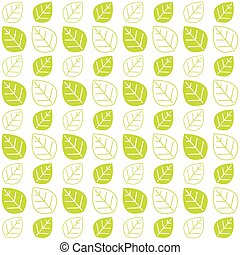 green leaves texture pattern background web theme