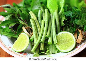 lemon vegetable