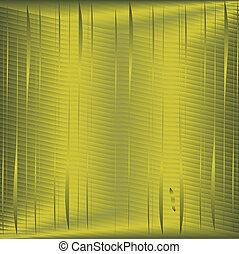 Green light background strips