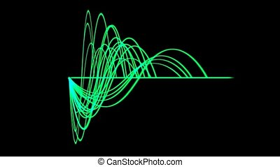 green light line