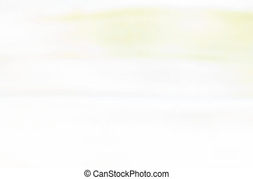 Green light on white wall abstract background
