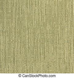 Green linen canvas texture