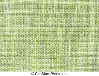 Green linen natural canvas texture
