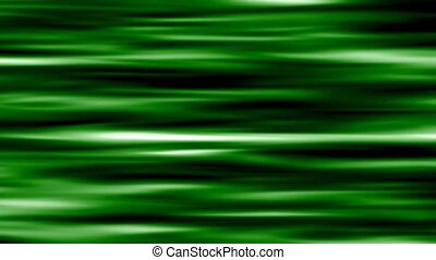 green lines moving - abstract motion