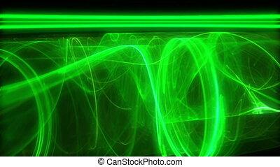 green lines seamless looping bg