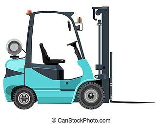 Green loader