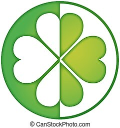 green-lucky-logo.eps - lucky logo green