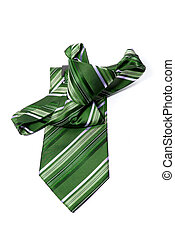 green man's necktie