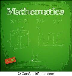 Green Mathematics Background