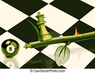 Green Minister Chess