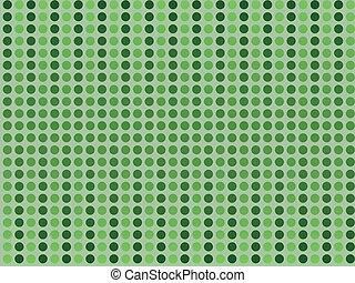green mosaic - seamless wallpaper