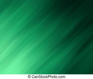Green Motion Blur