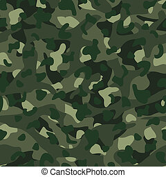 Green mountain disruptive camouflage  seamless pattern