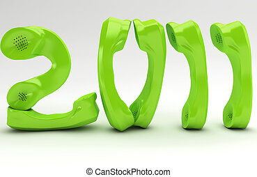 Green New Year for the Telco business