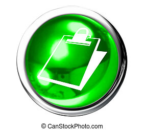 Green note Icon