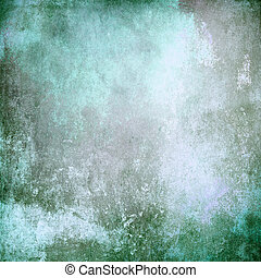 Green Old vintage background texture