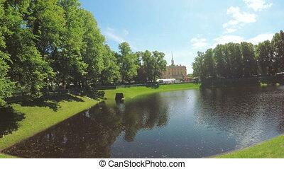 Green park Summer Garden