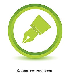 Green Pen icon