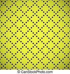 Green Perforated Background