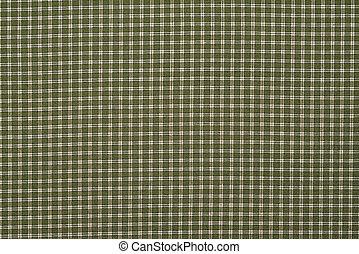 Green Plaid Series