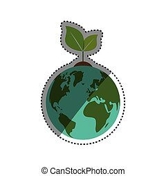 Green planet ecology