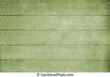 Green Planked Background Texture
