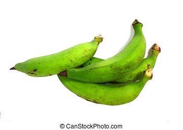 Green Plantains - Green plantains,Plantain is one of many...