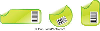Green Price Tags