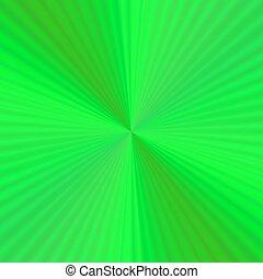 Green Radiation