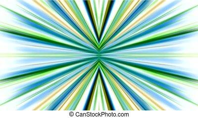 green ray lights, disco neon light