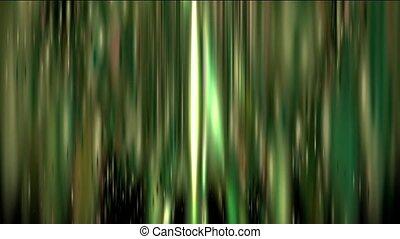 Green ray raise