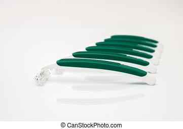 green razors