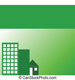 Green real estate