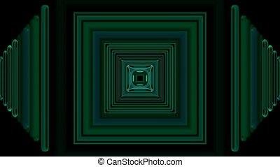 green rectangle,computer interface
