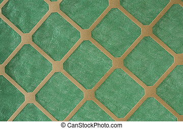 Air Filter - Green Recyclable Air Filter for Airconditioner...