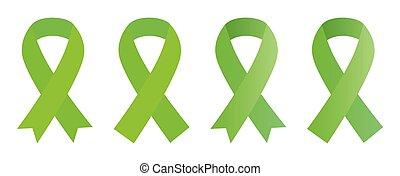 Green ribbon Scoliosis, traumatic brain injury