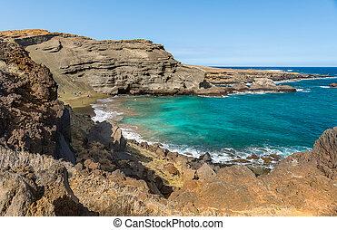 Green Sand Beach Hawaii