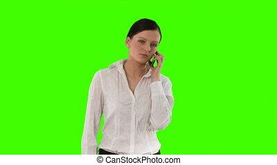 Green Screen Business - Chroma-Key Business HD Business...