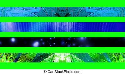 Green Screen Lower third 10N