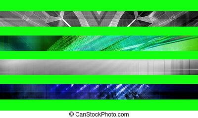 Green Screen Lower third 14N
