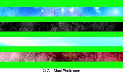 Green Screen Lower third 18N