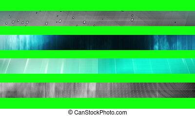 Green Screen Lower third 19N